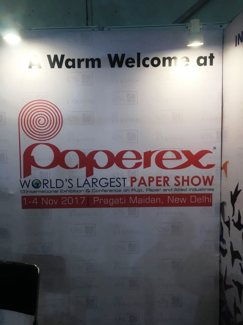 13th PAPEREX WORLDS LARGEST PAPER SHOW